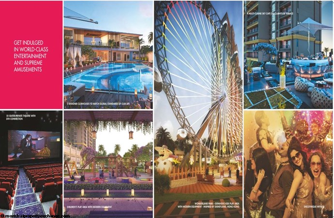 Sai World City - I Sai World City Amenities - 15 (Entertainment)