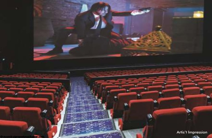 Sai World City - I Sai World City Amenities - 2 (Mini Theatre)