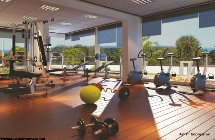 Sai World City - I Sai World City Amenities - 5 (Gym)