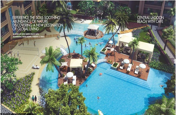 Sai World City - I Sai World City Amenities - 8 (Swimming Pool)
