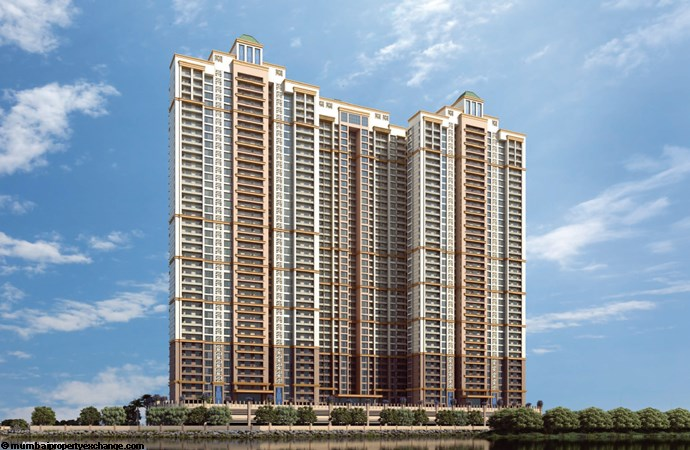 Sai World City - I Sai World City Elevation Image-1