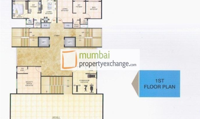 Kuber Palace Floor Plan