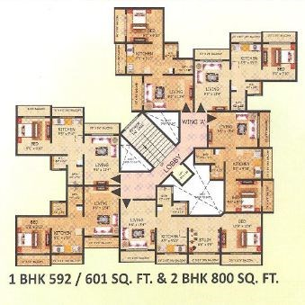 JPS Park Floor Plan