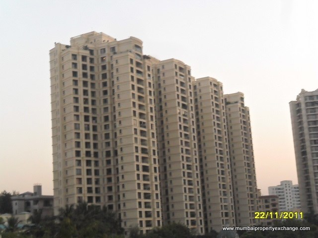 3½ BHK apartment for Rent in Lake Lucerne, Powai