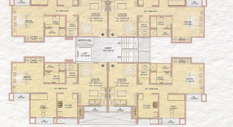 Grace Square Floor Plan