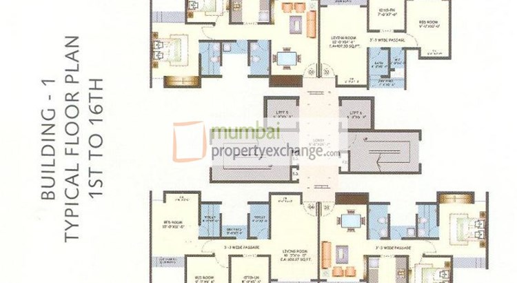 Ace Square Floor Plan
