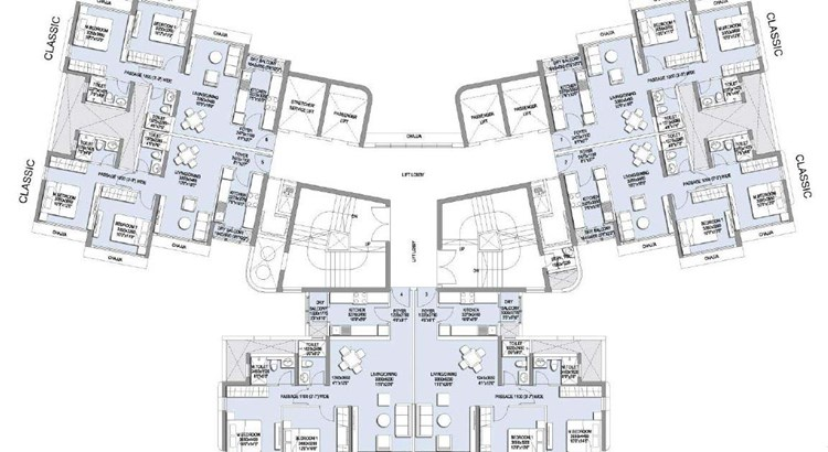 Emerald Isle Floor Plan