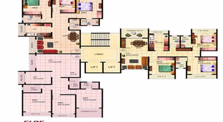 Riverdale Vista Floor Plan