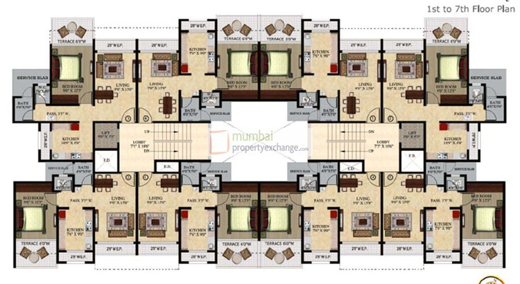 Dynamic Ultima Floor Plan