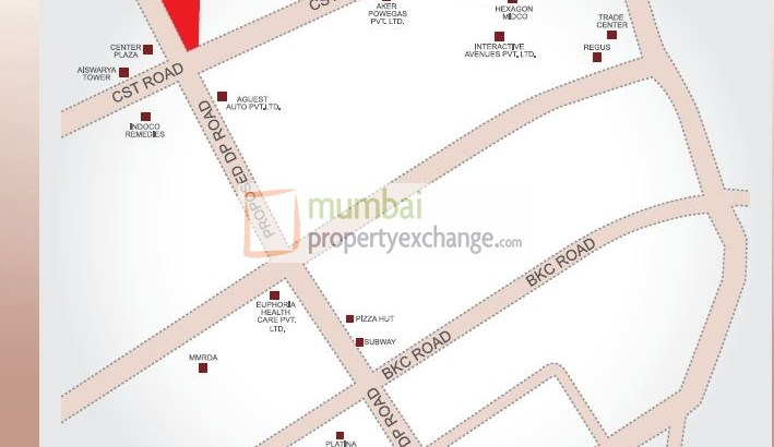 Sumit Artista Location Map