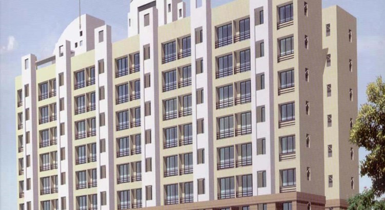 Ekta Meadows 8 Storey Building Pix
