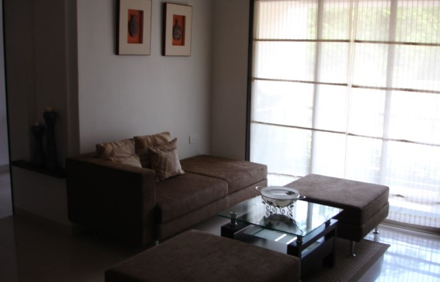 Ekta Meadows Living Room