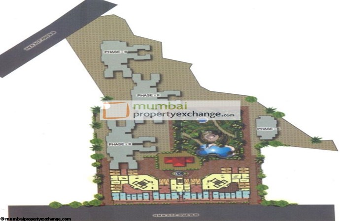 Omkar Heights Layout