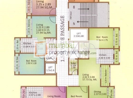 Batul House Floor Plan