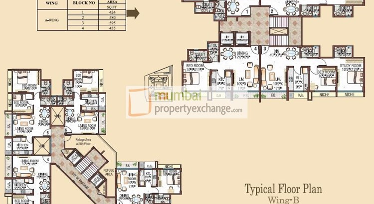 Evershine Avenue Floor Plan