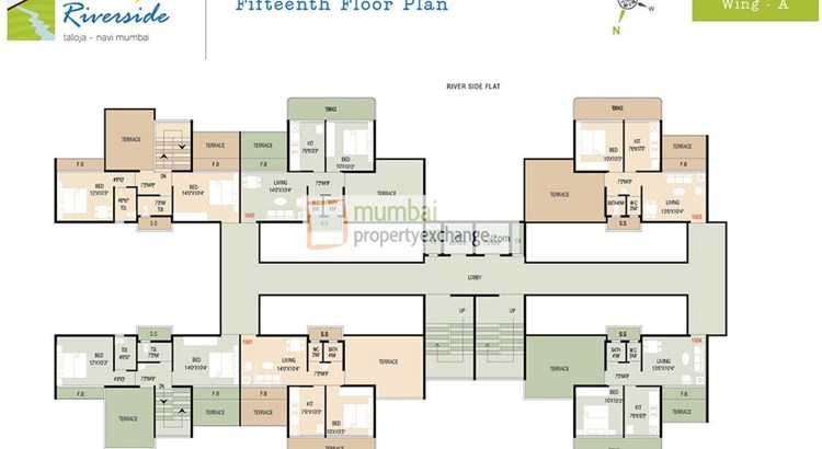 Shelter Riverside Floor Plan
