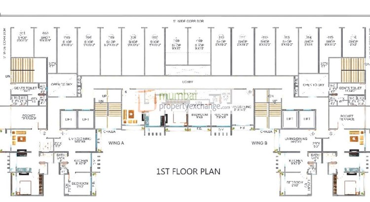 Ornate Galaxy Floor Plan