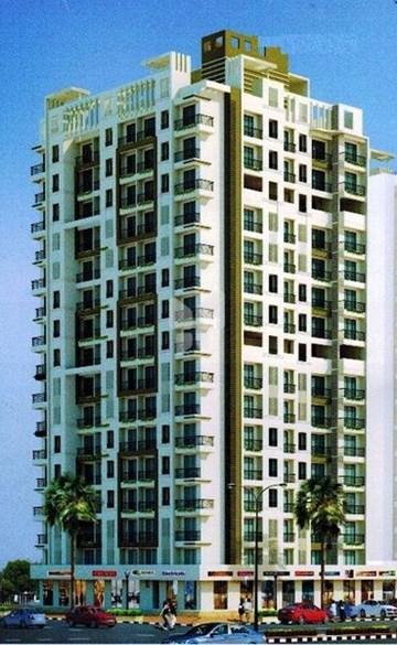 Anand Kirti Tower, Virar