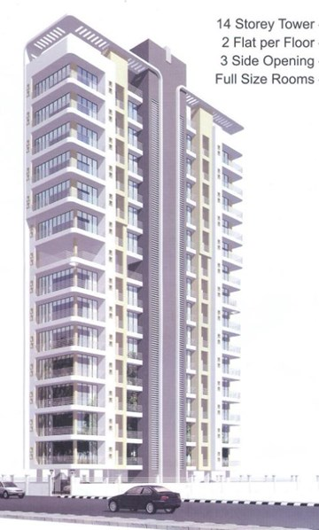 Ashwin Heights, Kandivali West