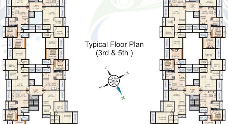 Suyash Park Floor Plan