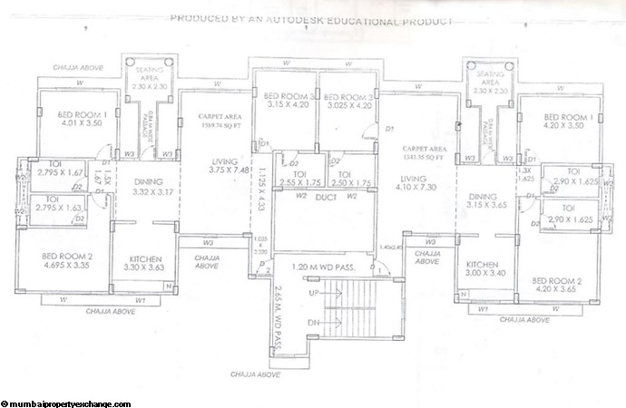 Palm Island IX Floor Plan