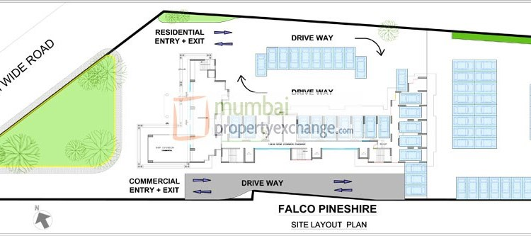 Pineshire Floor Plan