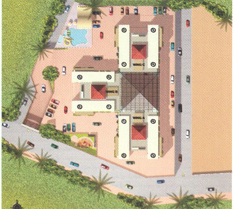 Lakshachandi Heights Site Plan