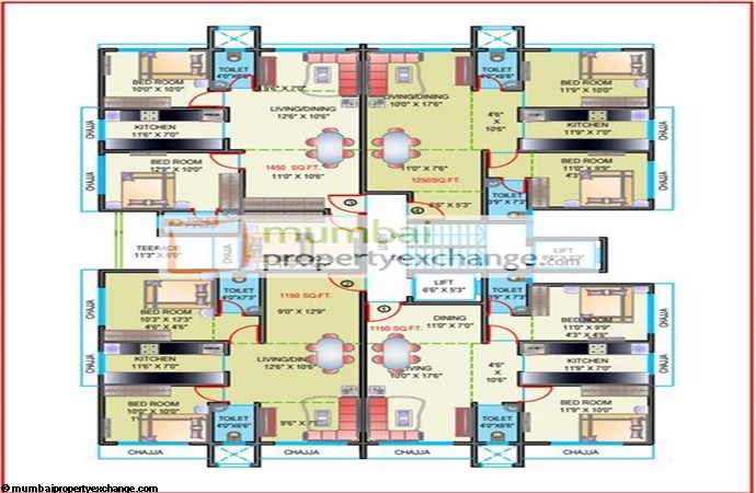 Gokul Mohan Floor plan