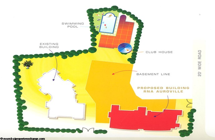 RNA Auroville Lay Out