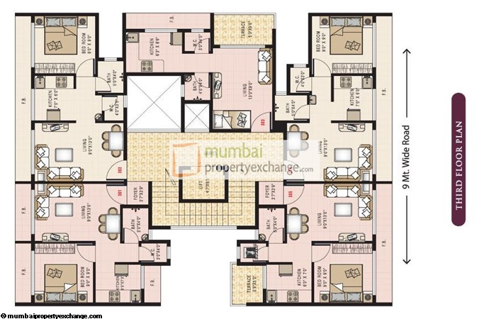 KK Ruby Floor Plan