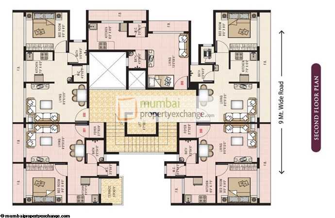 KK Ruby Floor Plan f