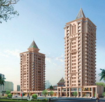Signature Residency, Thane West