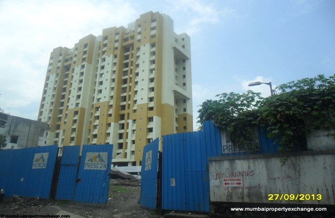 Prestige Residency Gardenia 25th Sep 2013