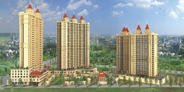 Cosmos Jewels Ruby Phase III, Thane West
