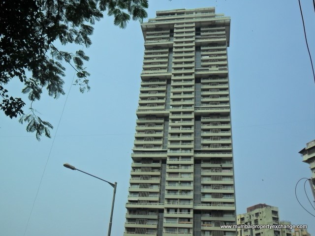 4 BHK apartment for Rent in Oberoi Sky Heights, Andheri West