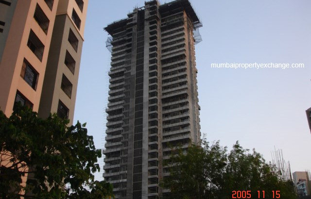 Oberoi Sky Heights 14 Nov 2005