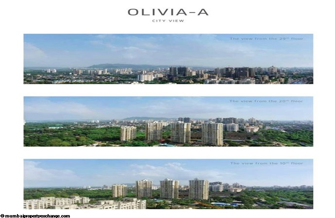 Neelkanth Woods Olivia City Views from Olivia A