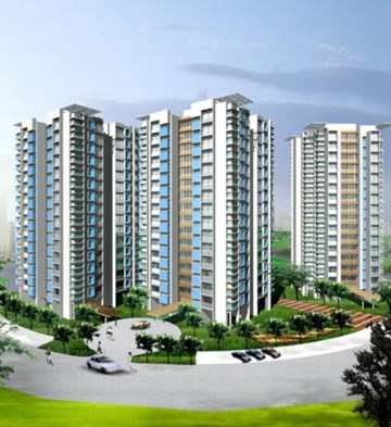 Runwal Garden City, Thane West