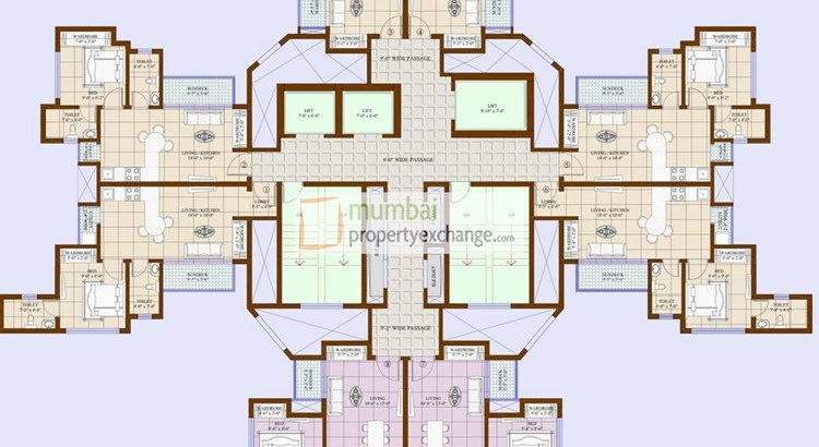 Riviera Floor Plan