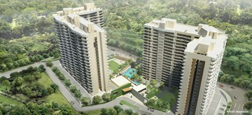 Kalpataru Hills Phase II, Thane West