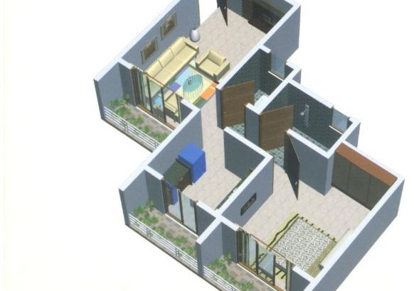 Shubham Regency Floor Plan