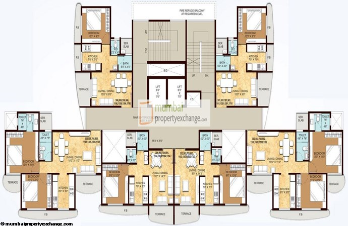 Sai Wonder Floor PLan