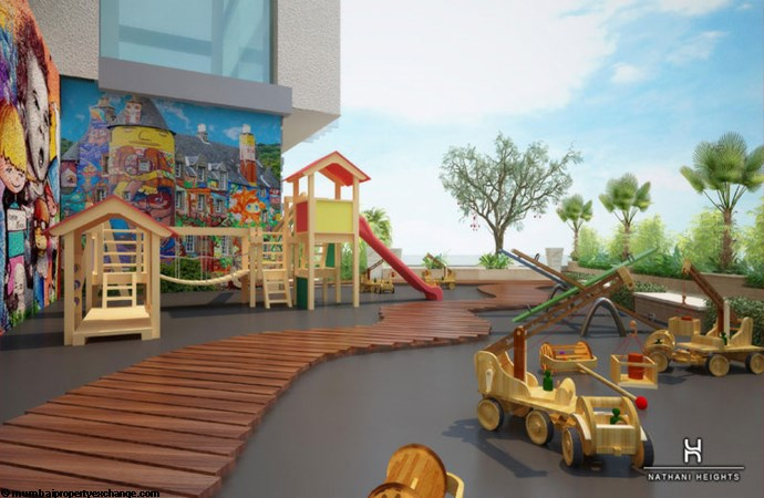 Nathani Heights Nathani Heights Kids Area