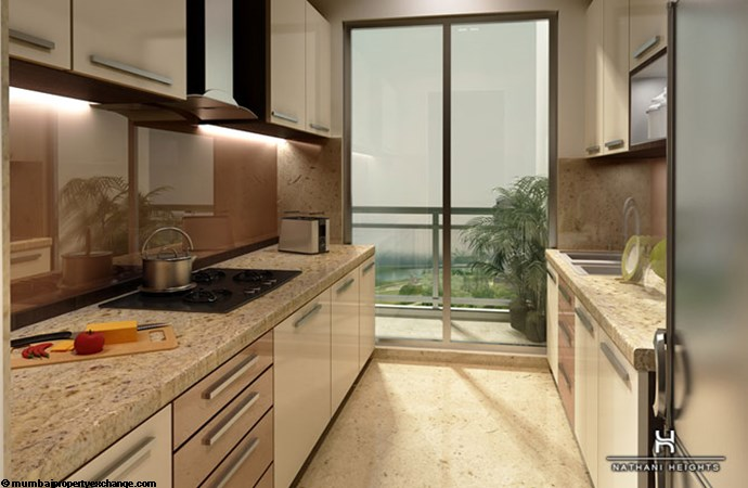 Nathani Heights Nathani Heights Kitchen