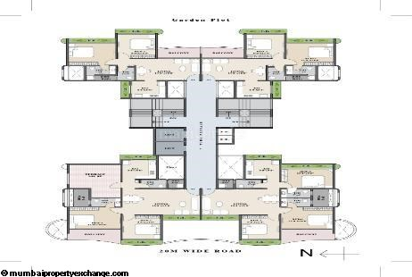 Suman Height Floor Plan
