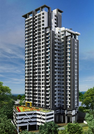 9 Riviera Hills, Thane West