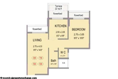 Solgem Floor Plan