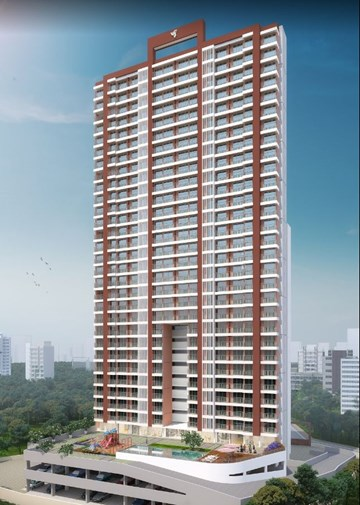 Evergreen Heights, Thane West