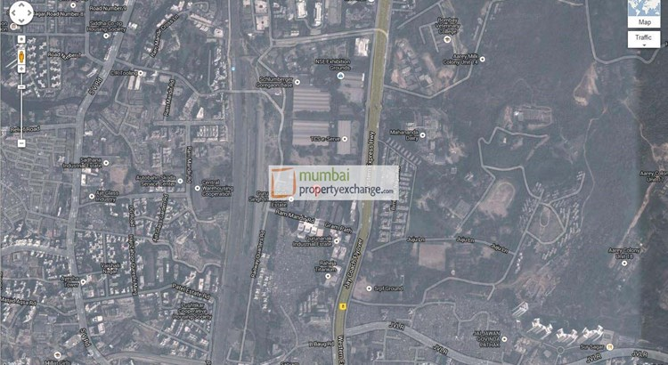 Raheja Ridgewood Google map