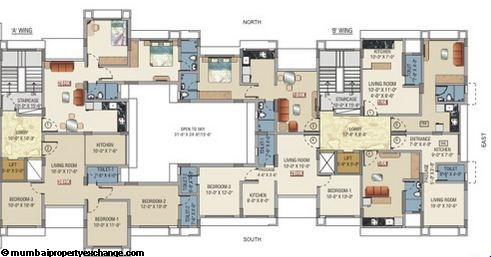 Baria Pride 2 floor plan